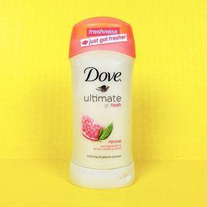 Dove Ultimate Go Fresh Pomegranate Lemon Deodorant